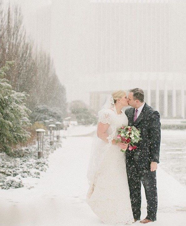 """""""Mark and Corey Messervy in Washington D.C.on January22."""" -William Messervy"""