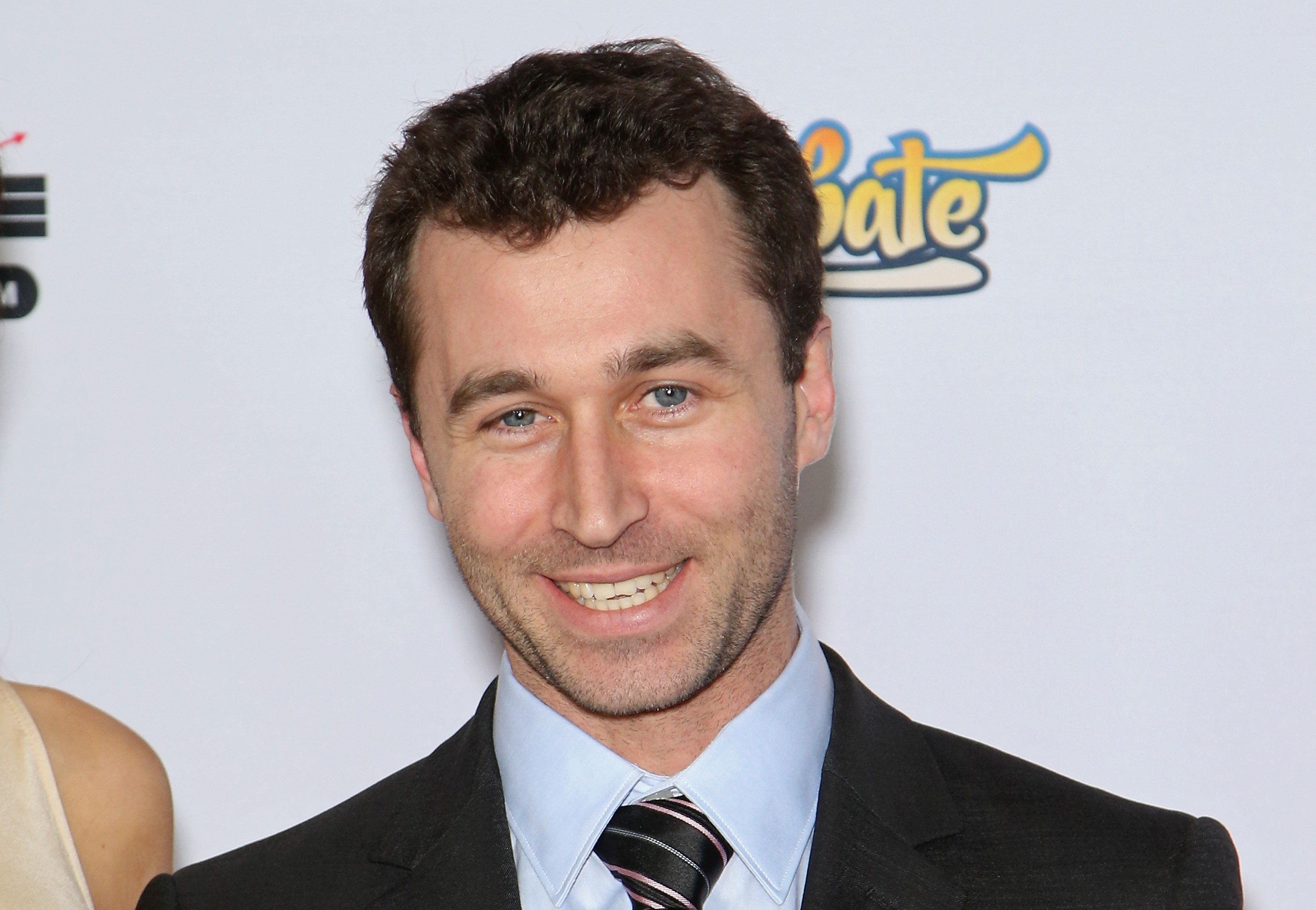 LAS VEGAS, NV - JANUARY 23:  Adult film actor James Deen attends the 2016 Adult Video News Awards at the Hard Rock Hotel & Casino on January 23, 2016 in Las Vegas, Nevada.  (Photo by Gabe Ginsberg/FilmMagic)