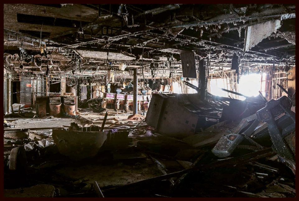 Haunting Costa Concordia Photos Show What\'s Left Inside The ...
