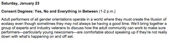 The panel's description on AVN's official website.
