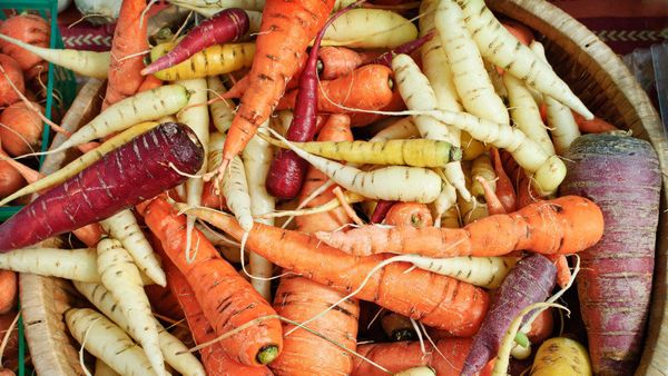 <strong>We're talking about: </strong>Root vegetables like parsnips and turnips <br><strong>Why you should eat more of them:
