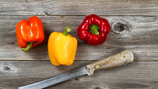 <strong>We're talking about:</strong> Bell peppers <br><strong>Why you should eat more of them (after you move them):</strong