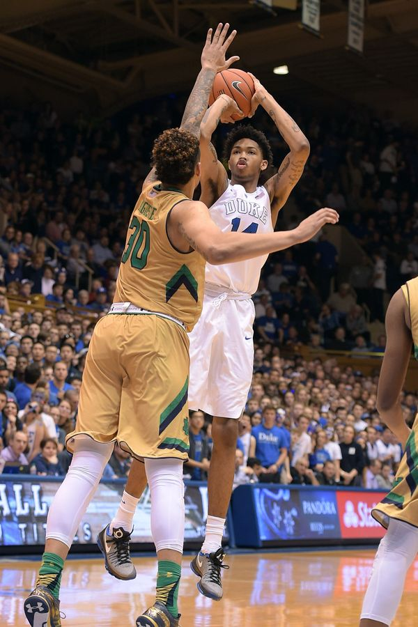 Ingram's freakish skillset at 6-foot-9 isn't entirely dissimilar from Simmons in that he does certain things at h