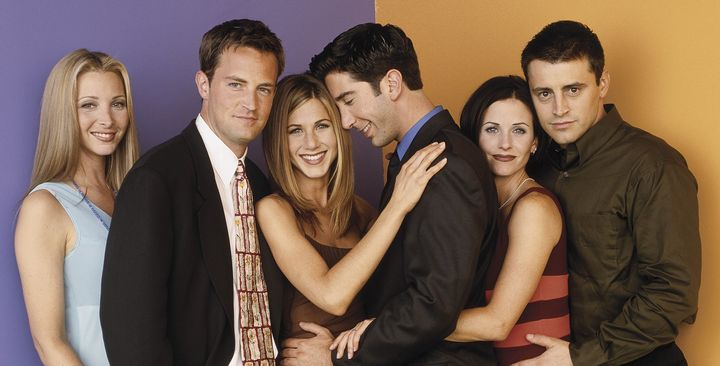 Matthew Perry Can T Remember Filming Three Seasons Of Friends