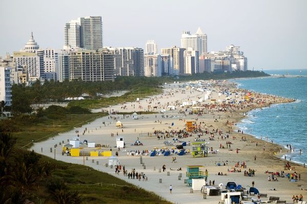 The Sunshine State takes the top spot on the list thanks to its affordability and quality of life. It ranked second and third