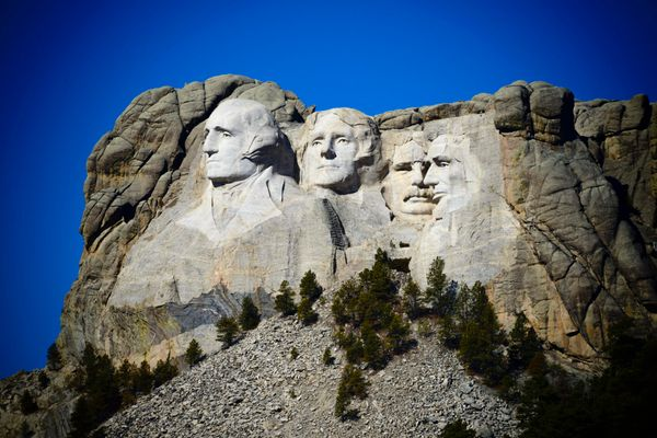 South Dakota, home to the famous Mount Rushmore, took the top spot in the health care category.