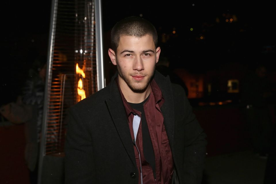 PARK CITY, UT - JANUARY 23: Singer-songwriter Nick Jonas attends NYLON + Dream Hotels Apres Ski at Sundance Film Festival  on