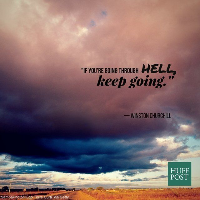 Divoces Quote Photo 2: The No-Nonsense Quote That Got Me Through The 'Hell' Of