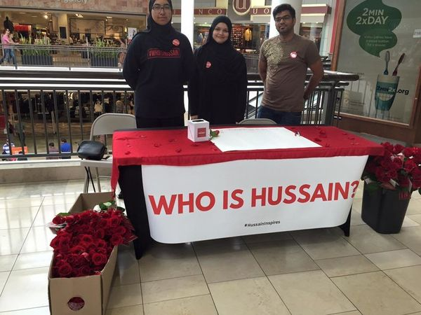"The Michigan-based Muslim charity <a href=""http://whoishussain.org/"" target=""_blank"">Who Is Hussain</a>? has <a href=""http://"