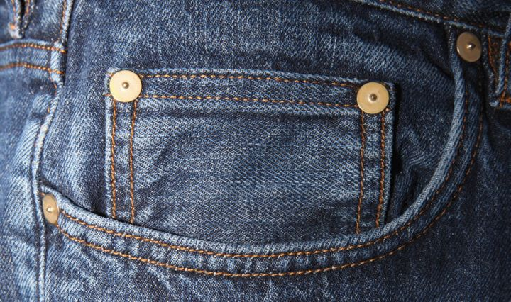 so that s why there s a tiny pocket in your jeans huffpost life