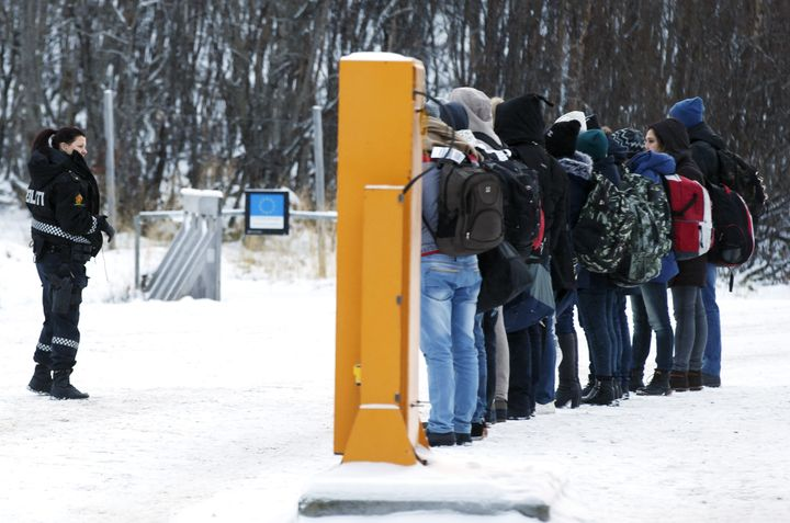 The country is embroiled in a debate with Norway, who wants to deport at least 5,400 asylum seekers who crossed from Russia l