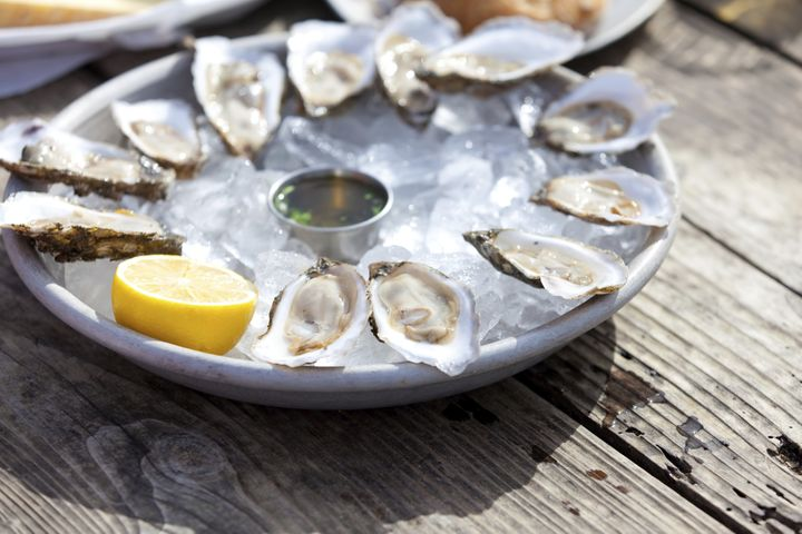 How appealing do those $1oysters seem right now?