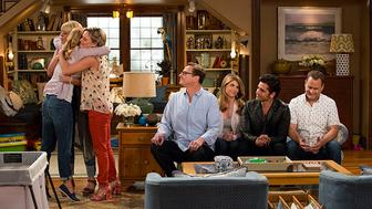 """A look from the upcoming Netflix series, """"Fuller House."""""""
