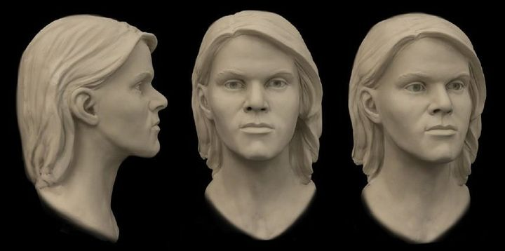 The FBI has made forensic composite images of a young woman whose body was found in Santa Clara County, California.