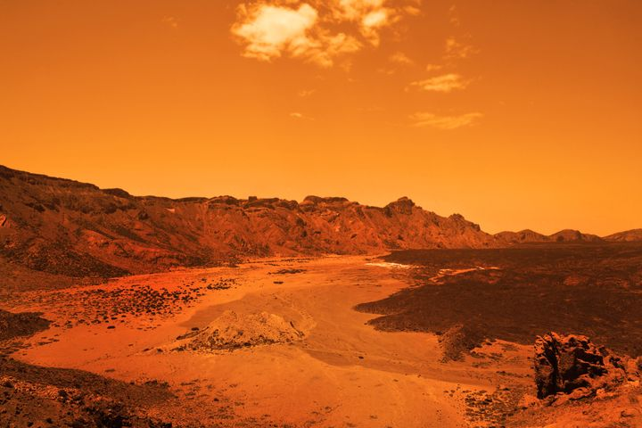 Our Earthling circadian rhythms don't match the rotational speedof the red planet.