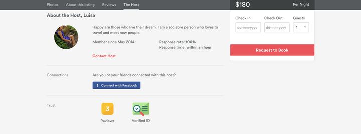 Beware This Evil-Genius Airbnb Scam | HuffPost