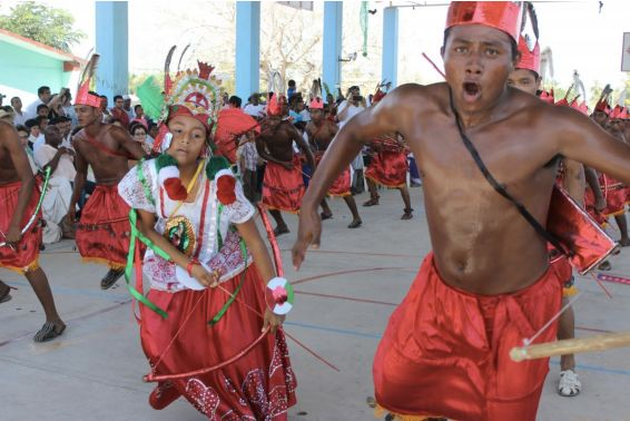The Dance of the Devils (la danza de los diablos) is a dance performed by Afro-Mexicans in Costa Chica.