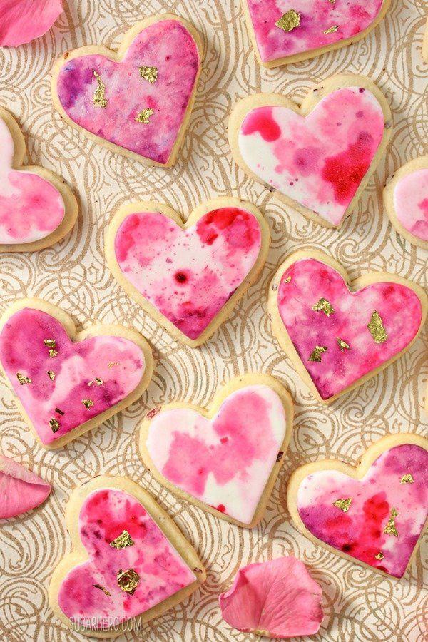 "<strong>Get the <a href=""http://www.sugarhero.com/watercolor-rose-sugar-cookies/"" target=""_blank"">Watercolor Rose Sugar Cooki"