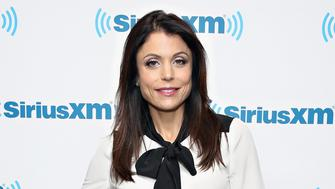 NEW YORK, NY - APRIL 15:  (EXCLUSIVE COVERAGE) TV personality Bethenny Frankel visits the SiriusXM Studios on April 15, 2015 in New York City.  (Photo by Cindy Ord/Getty Images)