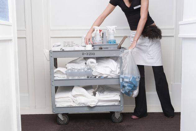 호텔 하우스키퍼가 알려주는 최고의 청소법