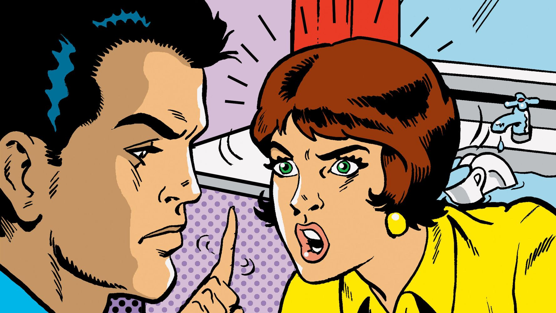 10 Phrases To Strike From Your Vocabulary After Marriage
