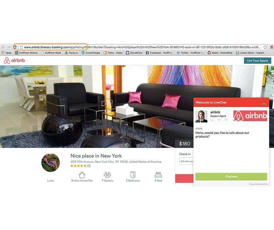 Beware This Evil Genius Airbnb Scam Huffpost