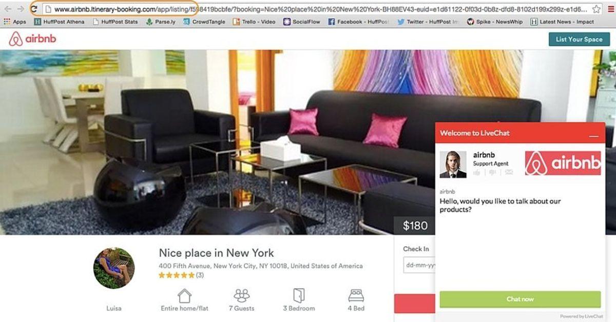Beware This Evil Genius Airbnb Scam
