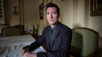 WASHINGTON, DC - SEPTEMBER 25: Portrait of David Daleiden, founder of The Center for Medical Progress at the Value Voters Summit on September 25, 2015 in Washington DC. (Photos by Charles Ommanney/The Washington Post via Getty Images)