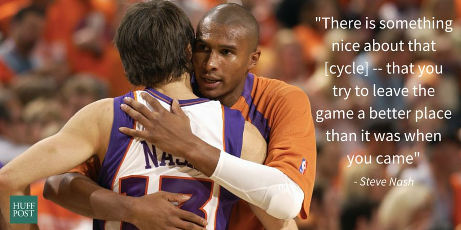 premium selection de172 2ec2c Steve Nash Dissects Why The NBA's Rookie-Veteran ...