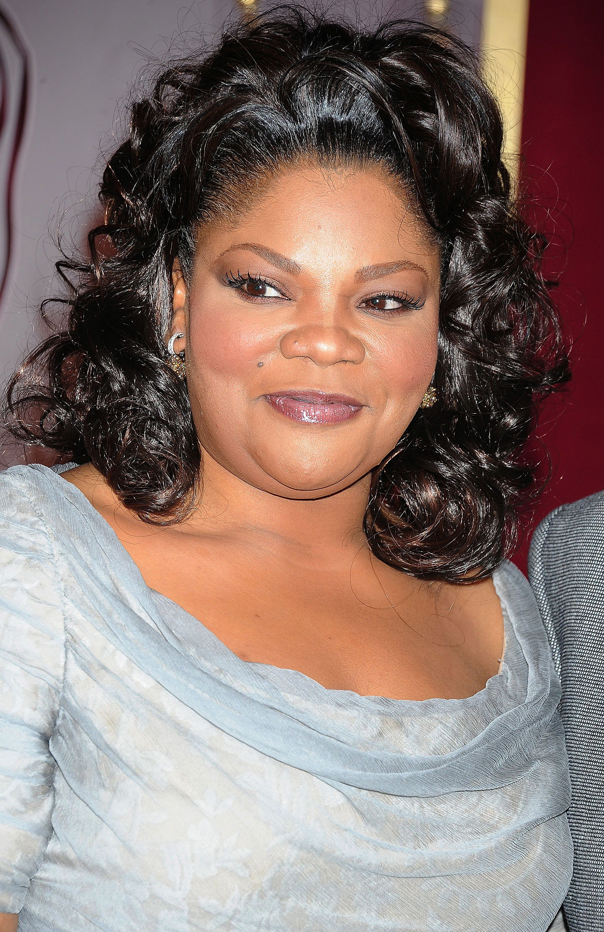 Mo'Nique poses at the 83rd Academy Awards Nominations Announcement held at AMPAS Samuel Goldwyn Theater on January 25, 2011 in Beverly Hills, California.