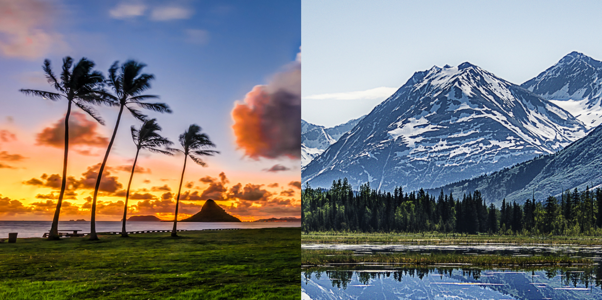These Are The 10 Happiest States In America The