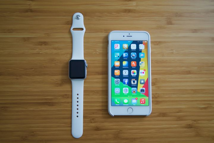 The Apple Watchwill remind you to stand up.