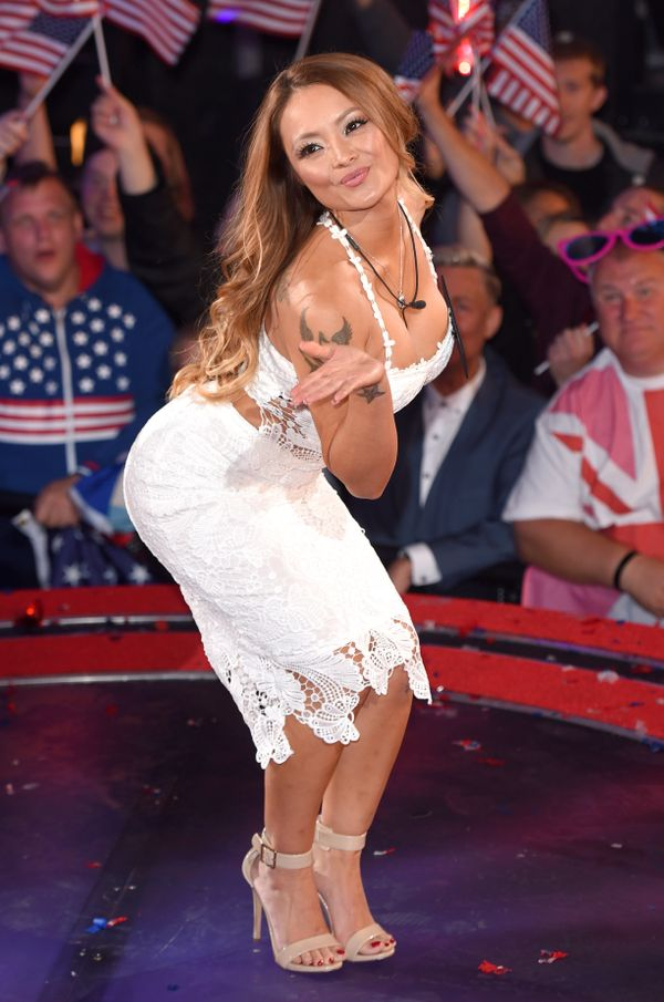 """Tila Tequila, a reality TV star and <a href=""""https://www.huffpost.com/entry/flat-earth-truthers-tila-tequila_n_56a0f23ae4b076"""