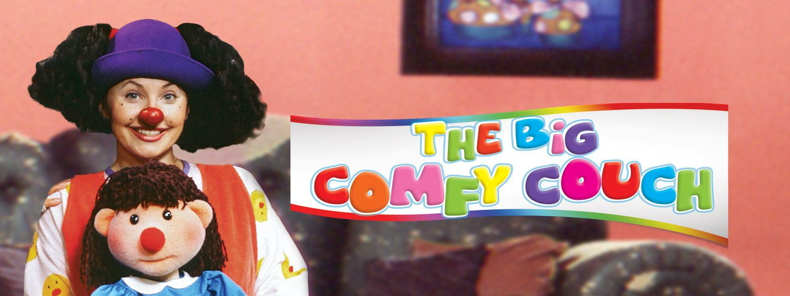 Hereu0027s What Loonette The Clown From U0027The Big Comfy Couchu0027 Looks Like Now |  HuffPost
