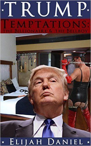 The cover of <i>Trump Temptations:The Billionaire & The Bellboy</i>