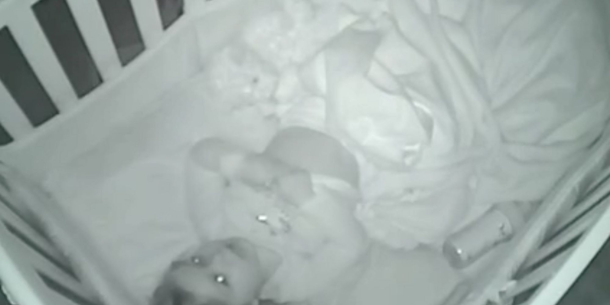 baby monitor records toddler s adorable bedtime prayer the huffington post. Black Bedroom Furniture Sets. Home Design Ideas