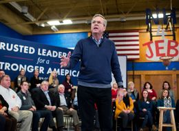 No, Jeb Bush Probably Isn't In Second Place In New Hampshire