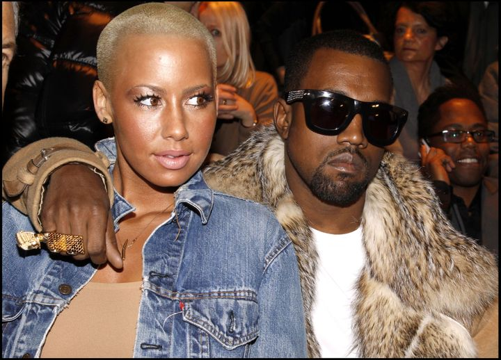 3299a509a4f Amber Rose Responded To Kanye s Diss And She Didn t Hold Back At All ...