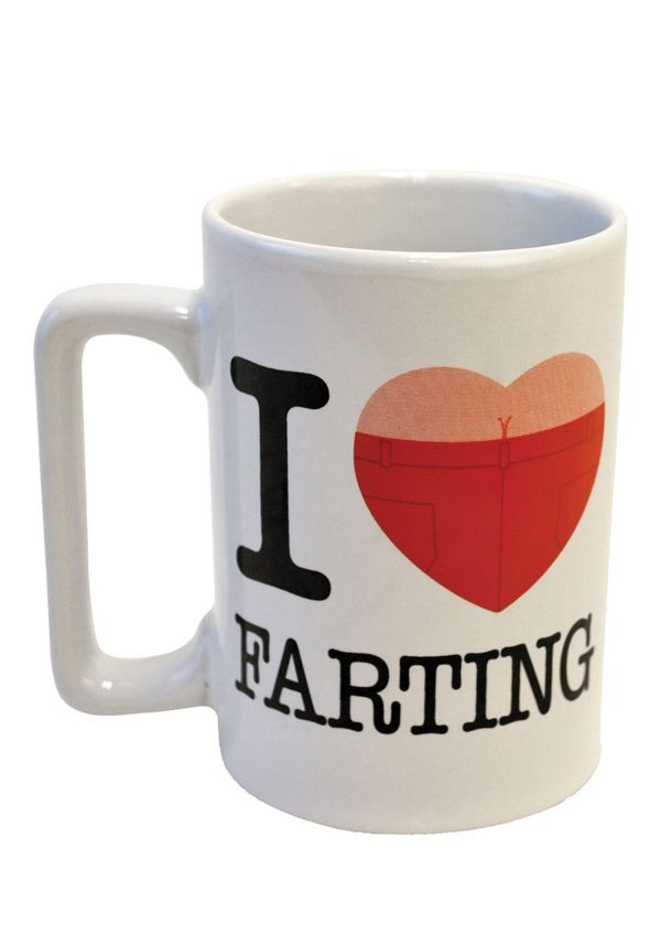Some people feel true love is when you can fart in front of the person without fear of embarrassment. Of course, embarrassmen