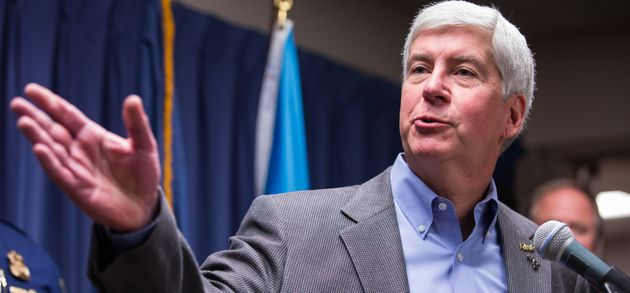 Michigan Gov. Rick Snyder (R) doesn't know how many lead pipes there are in