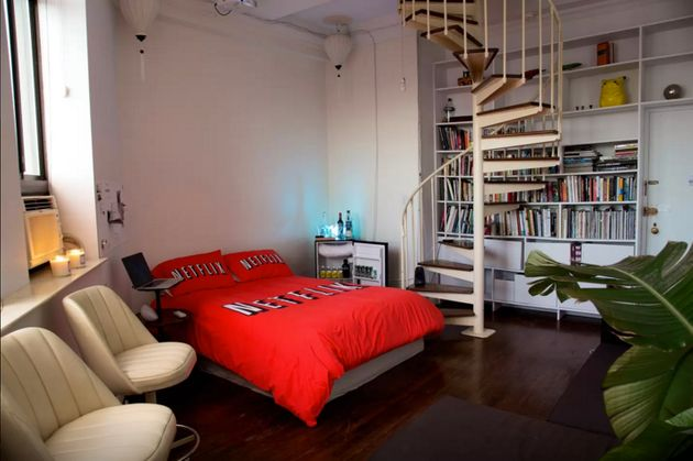 Netflix And Chill 39 Themed Airbnb Property Flyertalk The