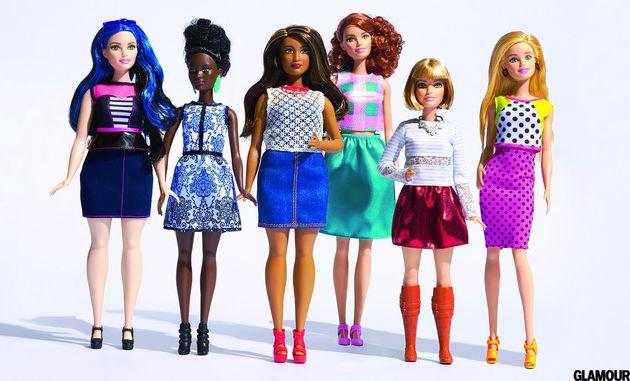 很不幸,我那MSN稱自己Barbie的人並不是長這樣