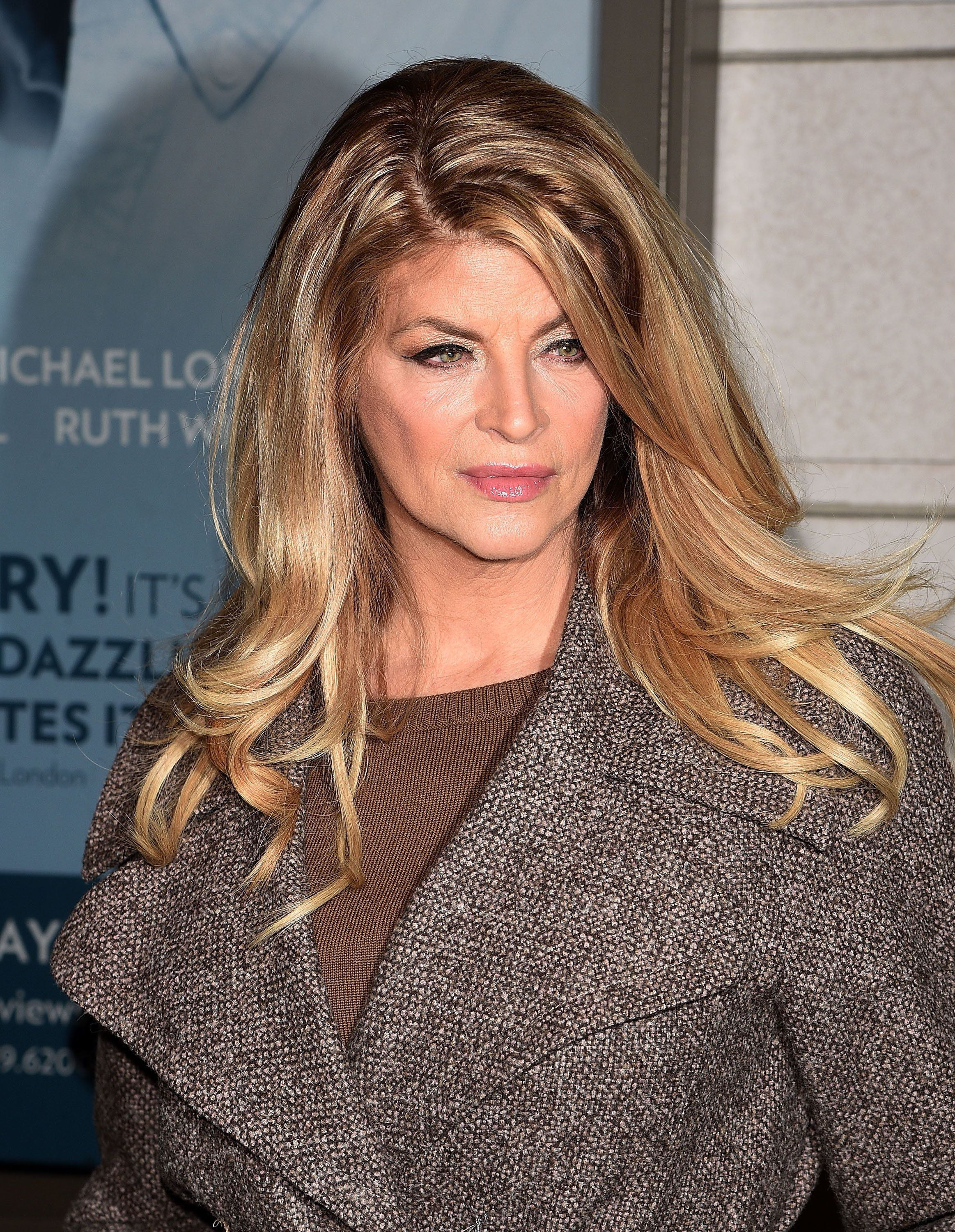 NEW YORK, NY - JANUARY 13:  Kirstie Alley attends 'Constellations' Broadway opening night at Samuel J. Friedman Theatre on January 13, 2015 in New York City.  (Photo by Andrew H. Walker/Getty Images)