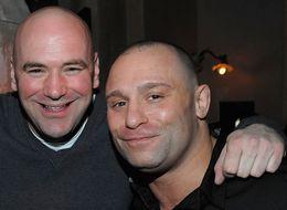 WATCH LIVE: UFC's Dana White & Matt Serra Talk New Show