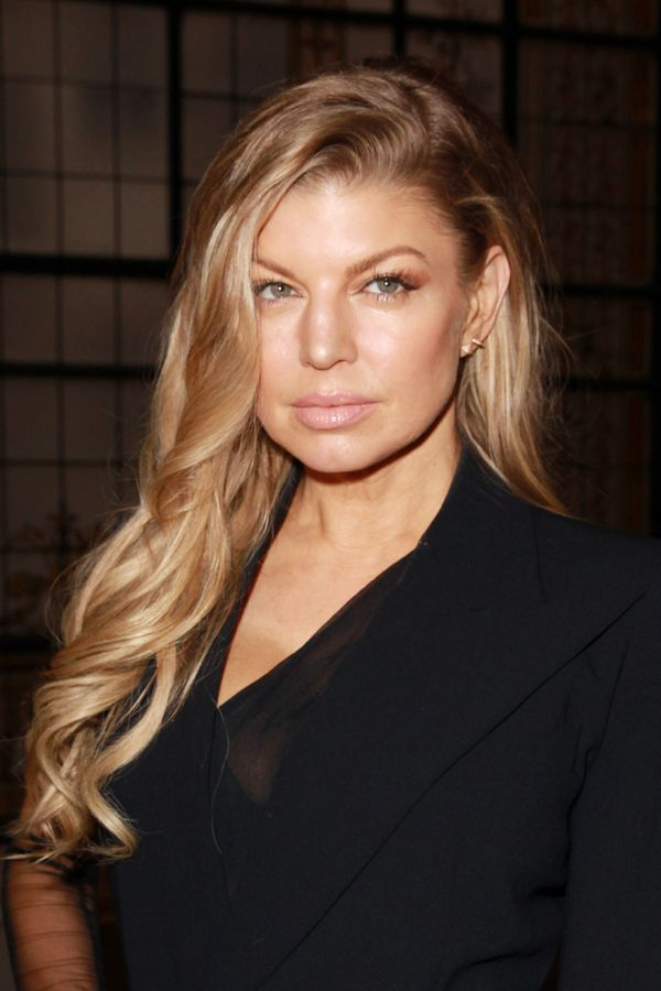 Fergie was one of the stars we spotted front row at the Jean-Paul Gaultier Haute Couture Spring 2016 show during&nb