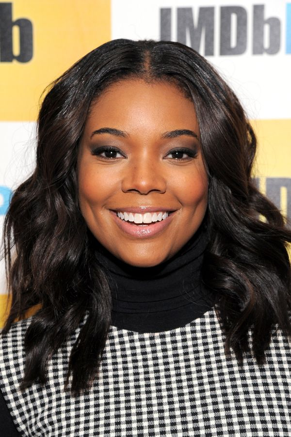 "Gabrielle Union made quite the scene at Sundance for more than <a href=""http://www.sephora.com/naked-ultra-nourishi"