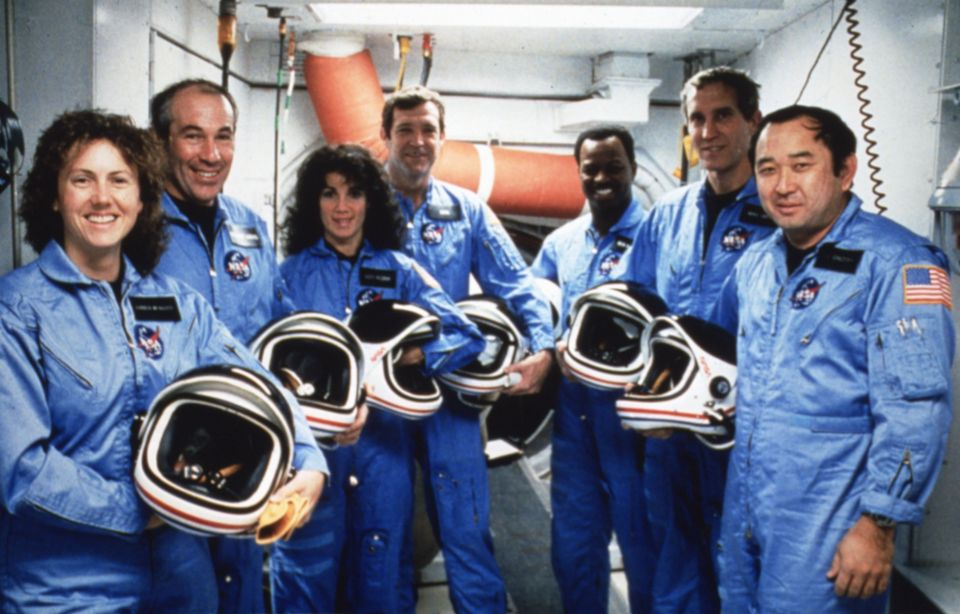 space shuttle challenger project management - photo #31