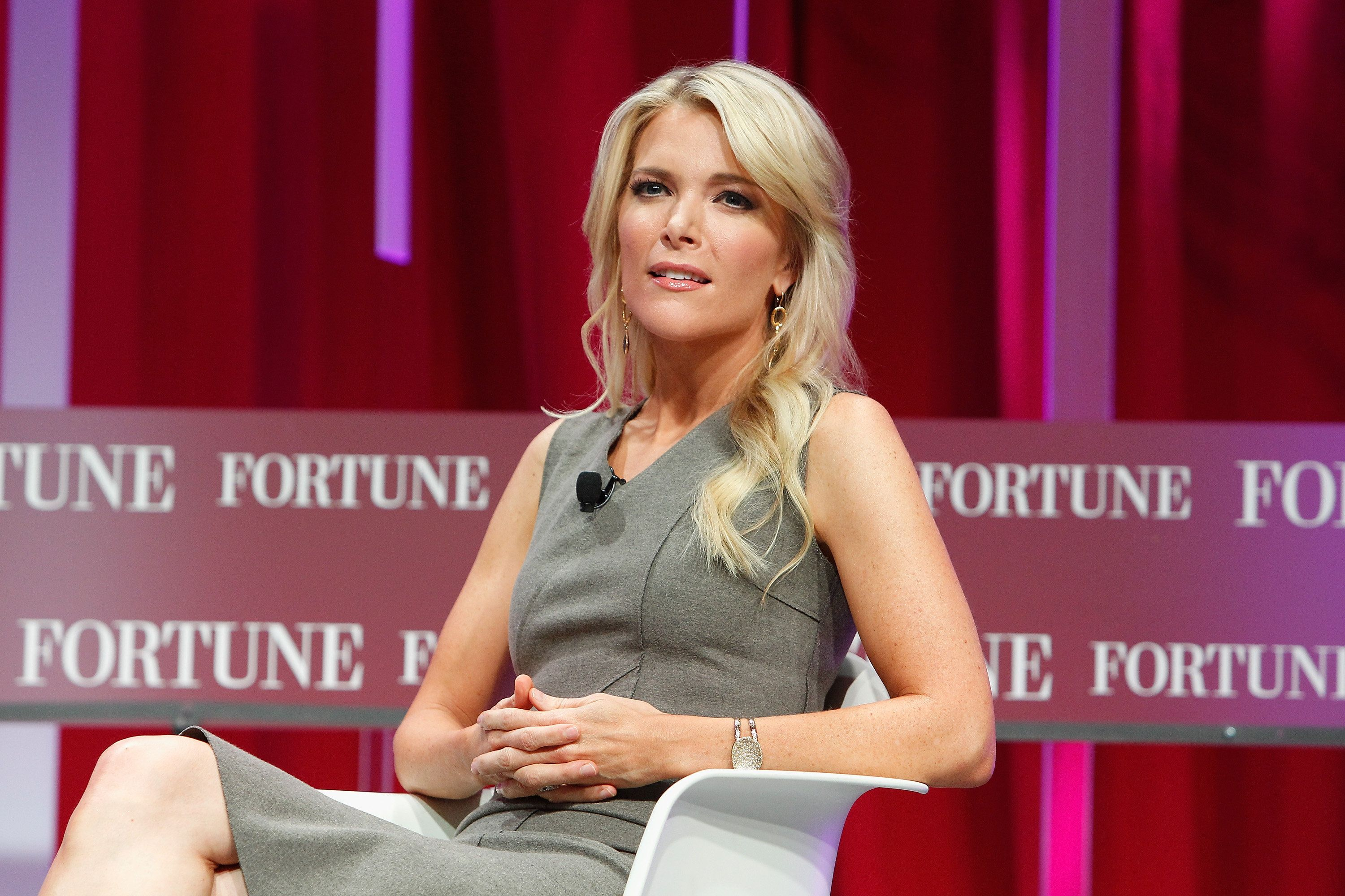 Megyn Kelly has received a whole lot of abuse online from Trump fans.