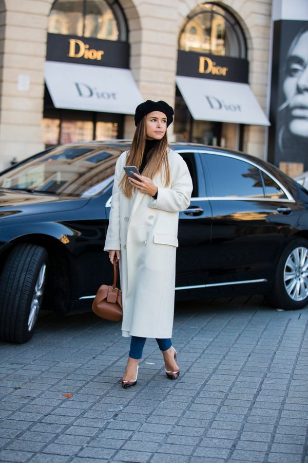 <strong>Miroslava Duma: </strong>The Russian editrix is a fixture in the fashion circuit -- and for a good reason. She can pu