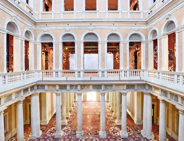 Palazzo Grassi, Venice.